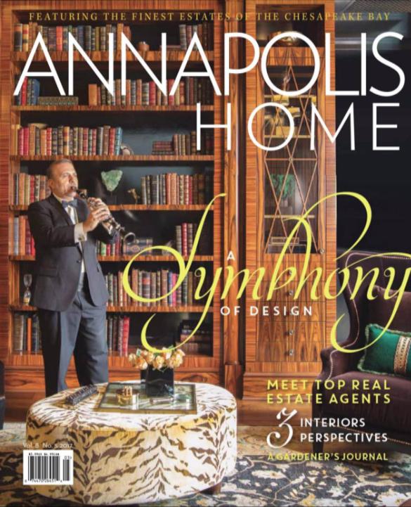 Annapolis Home Symphony of Design cover